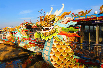 Hue Dragon Boat