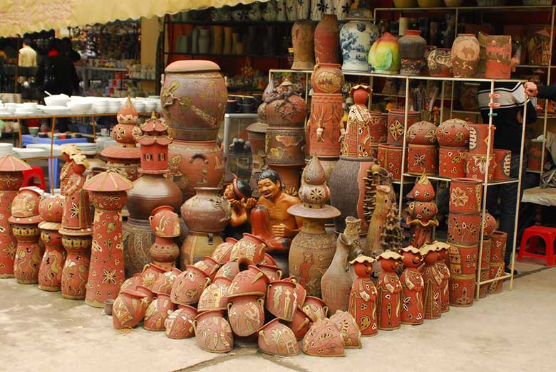BAT TRANG CERAMIC VILLAGE