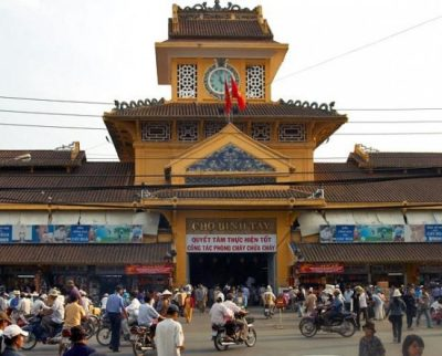 cho lon in ho chi minh attractions