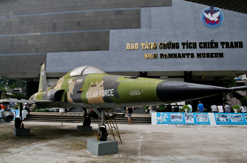 The War Remnants Museum in Ho Chi Minh attractions