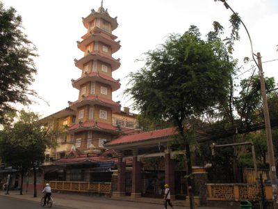 Xa Loi Pagoda - ho chi minh attraction places