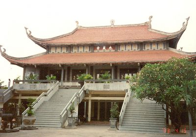 Giac Lam Pagoda -ho chi minh attraction places