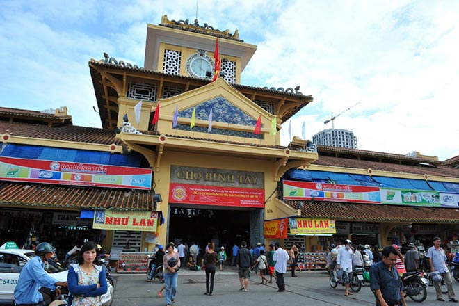 lon market ho chi minh city tour half day