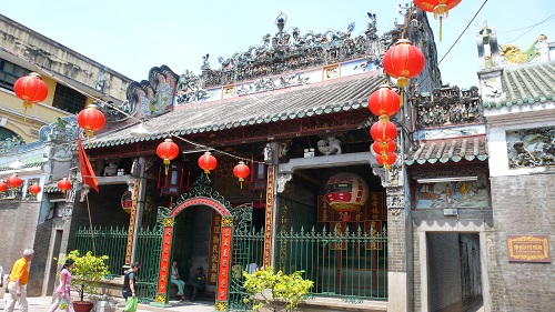 china town - ho chi minh travel advices