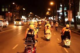 Vespa-Night-Life